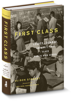 Image of the book; First Class